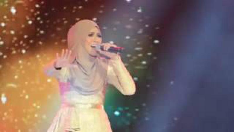 The Best Performance Siti Nordiana At Final Gegar Vaganza 2015 Putus Terpaksa