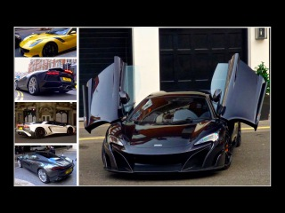 London Supercar Insanity #70 - McLaren 675LT Spider & 570GT Collection + More!