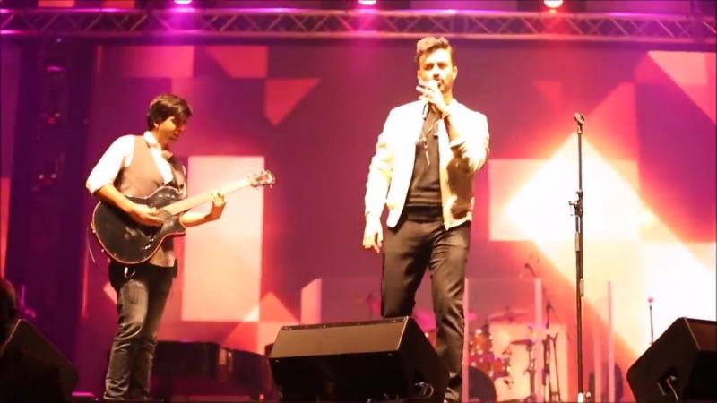 AtifAslam live Performing Intehaan Hogayi Cover at Festival City Dubai