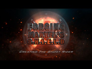 Creating the Ghost Rider – Forging Marvel's .