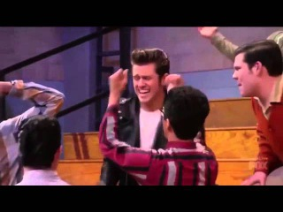 "GREASE LIVE | ""Summer Nights"" 