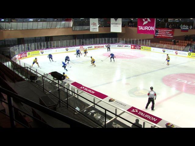 Sergiy Babinets one-timer goal (11.02.2017)
