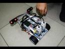автоматизированная самобеглая коляска