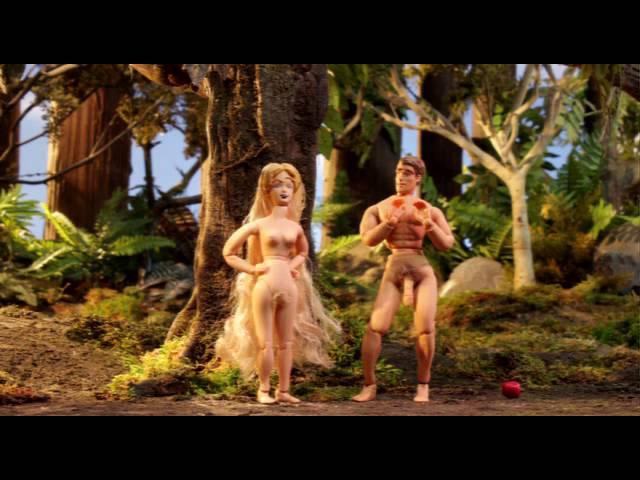 CHR s5e0163 Адам и Ева изгнание из Рая