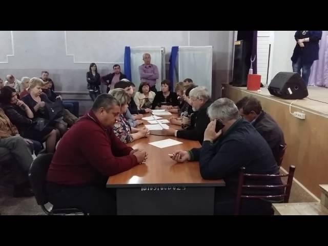 ст.Незлобная против объединения в городской округ город Георгиевск