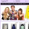Teewit магазин фирменной одежды от производителя