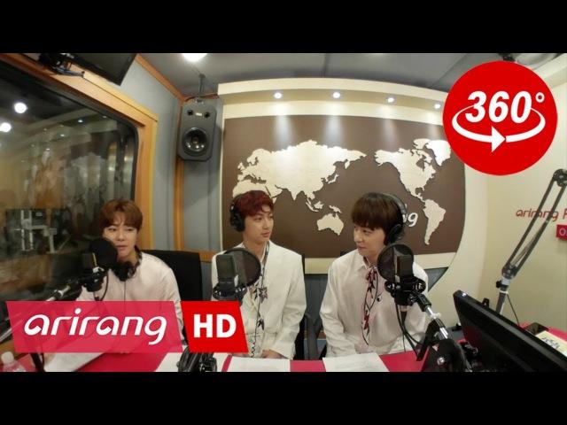 [Радио][14.08.17] BOYFRIEND в Super K-Pop Studio ( на Arirang Radio) 360 °