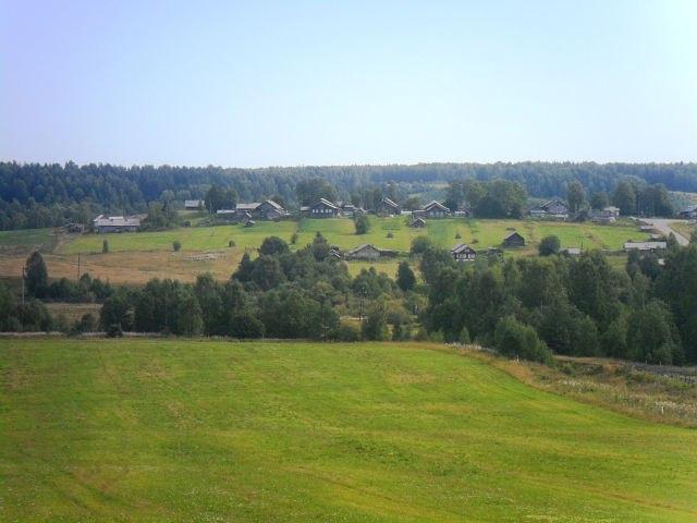деревня Маренник
