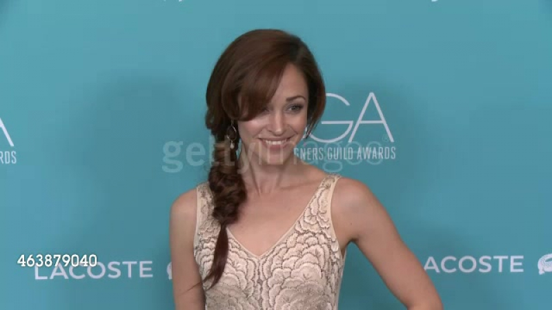 Autumn Reeser at The 17th Costume Designers Guild Awards in Los Angeles,