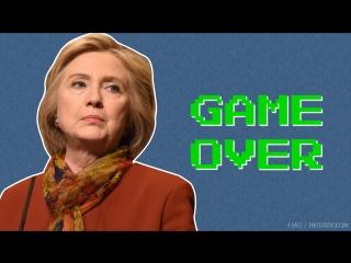 Россияне о несостоявшемся президенте США  Хилари Клинтон