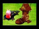 Peppa Pig in italiano. Peppa incontra il suo nuovo amico Rana. Peppa Pig e rane mangiano torta