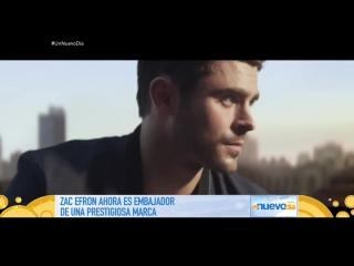 Un Nuevo Día: интервью с Заком