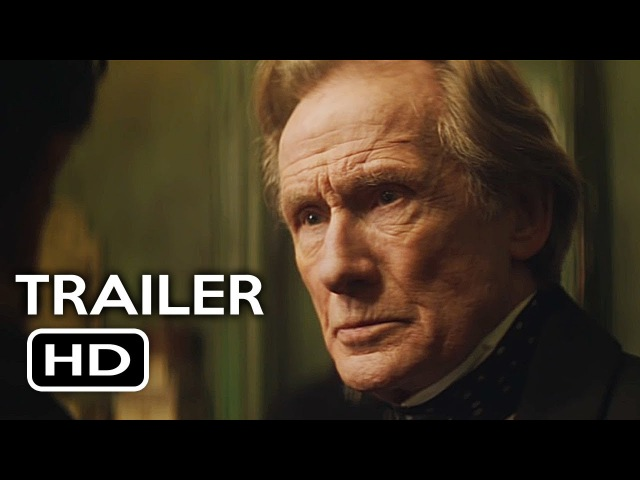 The Limehouse Golem Official Trailer 1 2017 Bill Nighy Olivia Cooke Thriller Movie HD