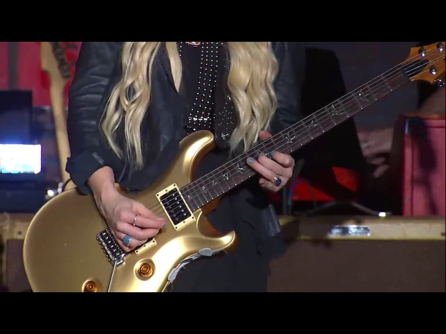 Sharp Dressed Man Billy F Gibbons ZZ Ward Orianthi Feb 2017