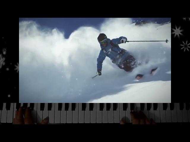 Modern Martina KS Падает Снег Snow falls Korg Pa 900 ItaloDisco