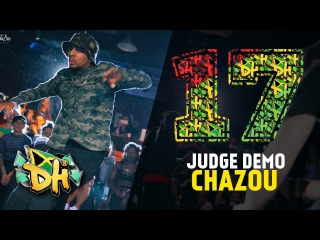 DHI RUSSIA 2017 - JUDGE DEMO - CHAZOU (France) |