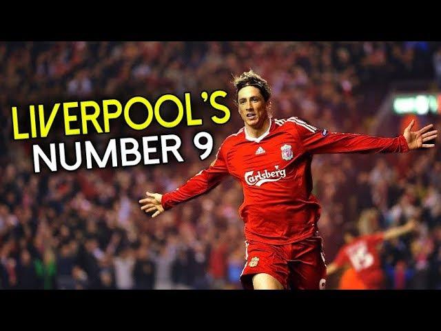 Fernando Torres ● The Legendary Liverpool's Number 9 ● Best Goals Skills for Liverpool | HD