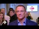 Le retour de Jean-Claude Van Damme ! - C à Vous - 11/12/2017