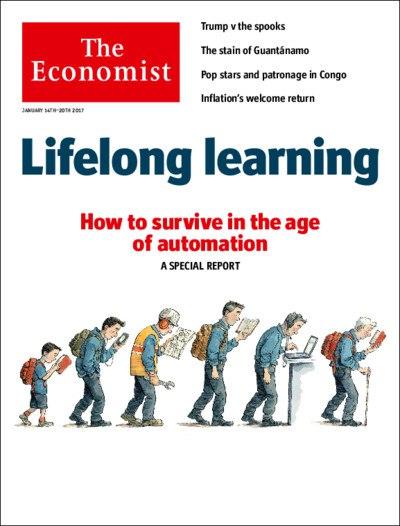 The Economist USA  January 14 2017 vk com stopthepress
