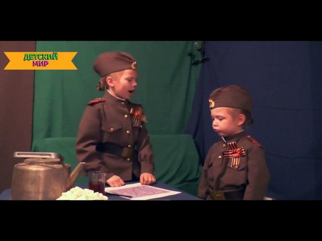 Стих _ сссровский Диалог ( Анютка и Еля ) Наши дети . Развитие Ребенка