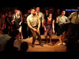 Танцевальный батл  Супер!!! Band ODESSA   Танцуем, дорогая!