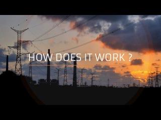 Lidar UAVs for the Power Industry - Delair-Tech 法国公司