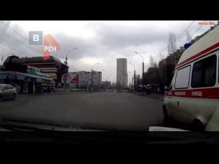 Быдло или скорая? Дорожный конфликт в Липецке