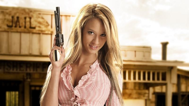 Оружие по американски Семейное оружие 0001 Paige Wyatt