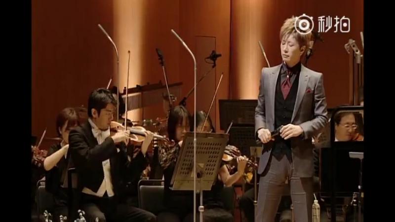 GACKT Weibo 20 11 2017 GACKT×Tokyo Philharmonic Symphony Orchestra Karei naru kurashikku no tabe 2014 07 LOST ANGELS