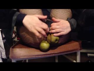#pron feeding my ass (vixenmoon) [ fisting, anal, toys, prolapse, squirting, dildo]