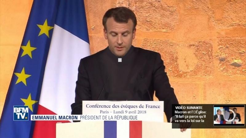 Macron chez les curtons En vérité je vous le dis Au nom du fisc lève toi et En Marche