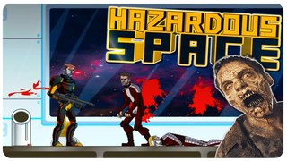 New Zombie Survival in Dead Space (Skyhill Like) | Hazardous Space Gameplay Part 1?