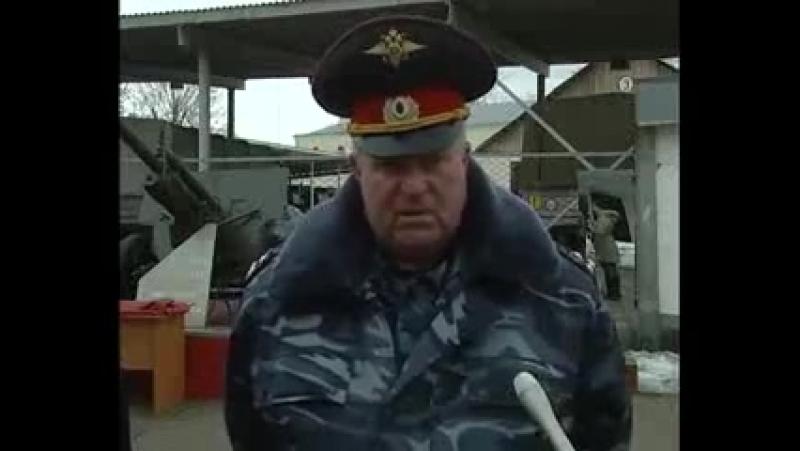 День Внутренних Войск (27.03.2010г.) в/ч 5561 г.Казань
