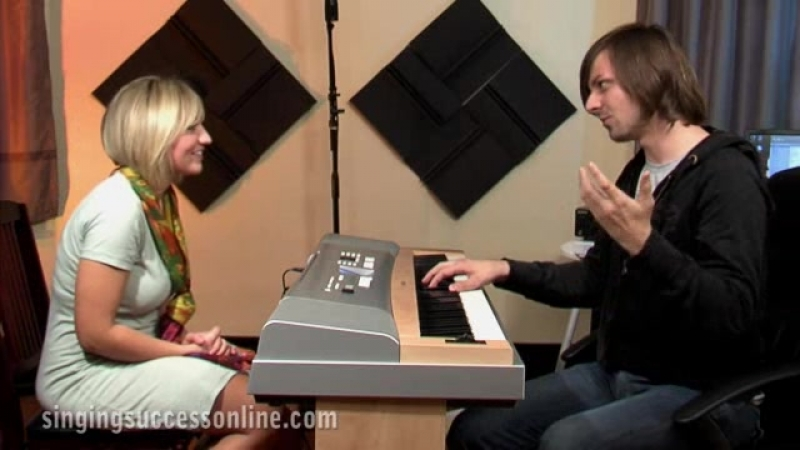 Jesse Nemitz - Mix Voice For The Classical Singer
