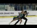 Lajoie Marjorie Lagha Zachary (CAN) | Ice Dance Free Dance | Richmond 2018