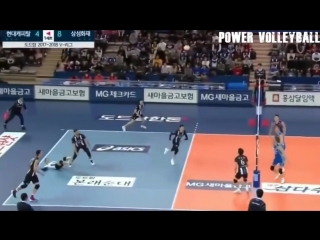 Top 20 most creative actions in volleyball history (hd)