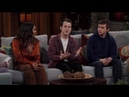 Dylan Minnette and Brandon Flynn talk about Clay/Justin bromance - Beyond The Reasons