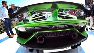 770 л.с. AVENTADOR SVJ – обзор на самый быстрый (!!!) автомобиль Северной петли – 6.44! LAMBORGHINI.
