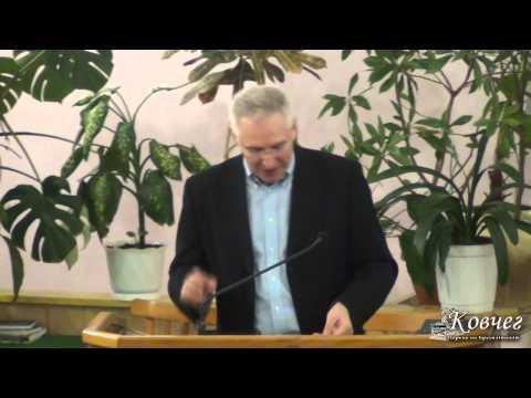 Зло с которого рождается добро - Александр Вернигор проповедь