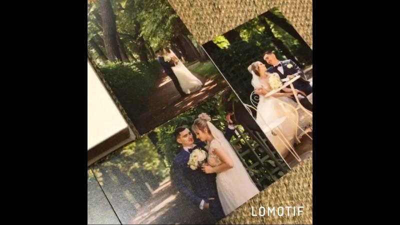 Фотокарточки со свадьбы Маши и Кирилла