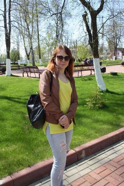 Анастасия Лебедева, Ярославль, Россия