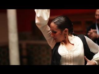 Фламенко - испанский танец страсти. Flamenco dance, guitar and singing.