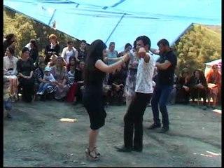 Даргинская зажигательная свадьба в селе. Дагестан