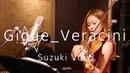 [suzuki Vol.5]6 Gigue from F.M.Veracini