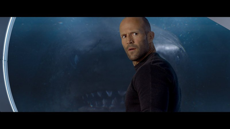 《極悍巨鯊》首支港版官方預告