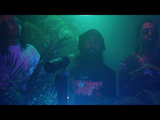 Flatbush Zombies talk drugs in Tokyo and perform This Is It 88 GOOD FORTUNES
