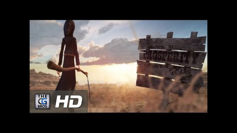 CGI VFX Animated Shorts : Reaping for Dummies - by The Reaping for Dummies Team | TheCGBros