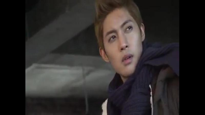 2011 Kim HyunJoong Создание фотосессии hangte