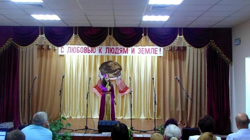 Ягъма ягъмур в исп. Венеры Ульфановой