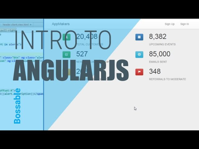 MEAN Stack 4 Intro to AngularJS ngRepeat ngClass
